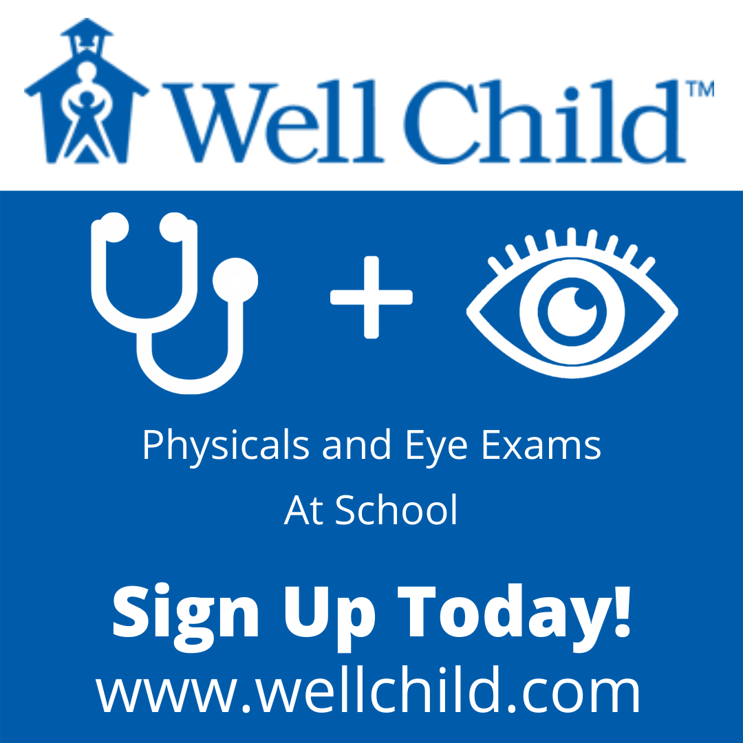 Sign up for Well Child exams today